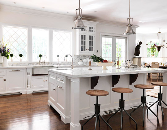 Our Best Showhouse Kitchens Traditional Home