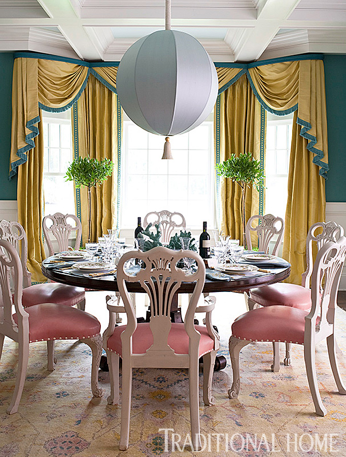 25 Years Of Beautiful Dining Rooms Traditional Home