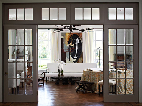 Showhouse Roundup Traditional Home