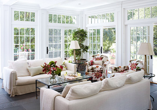 second-home decorating ideas | traditional home