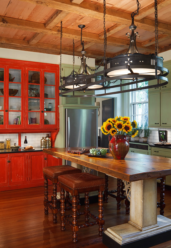 Traditional Kitchens our most beautiful kitchens | traditional home