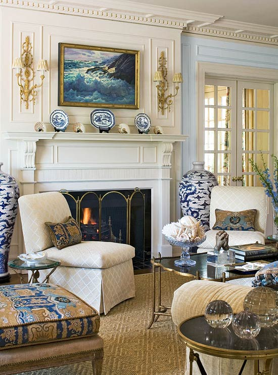 Decorating ideas unique living rooms traditional home - Living room traditional decorating ideas ...