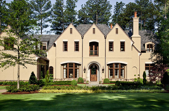 Traditional House Architecture get the look: southern-style architecture | traditional home
