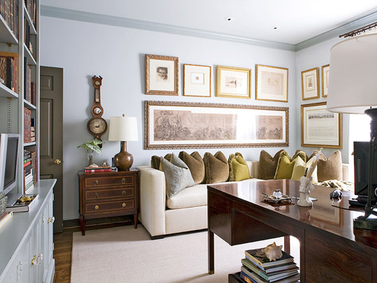 Sophisticated Redesign Traditional Home