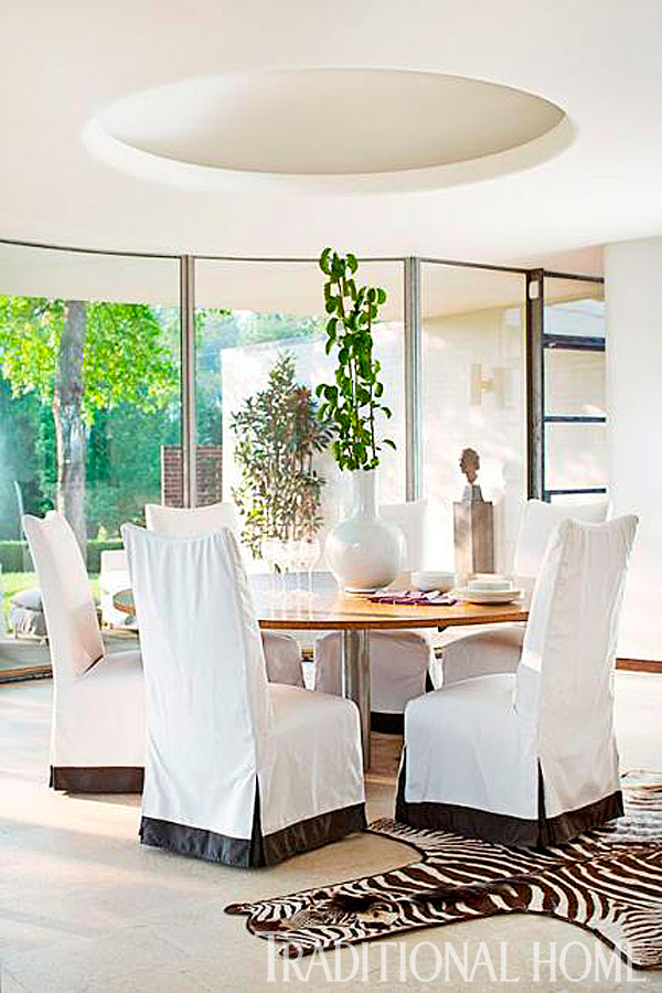 traditional home dining rooms.  ENLARGE John Bessler AFTER Dining Room Our Best Before and After Rooms Traditional Home