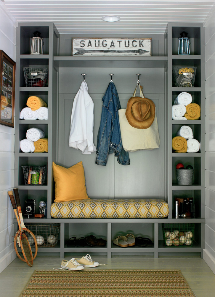 Get Organized Mudroom Must Haves Traditional Home