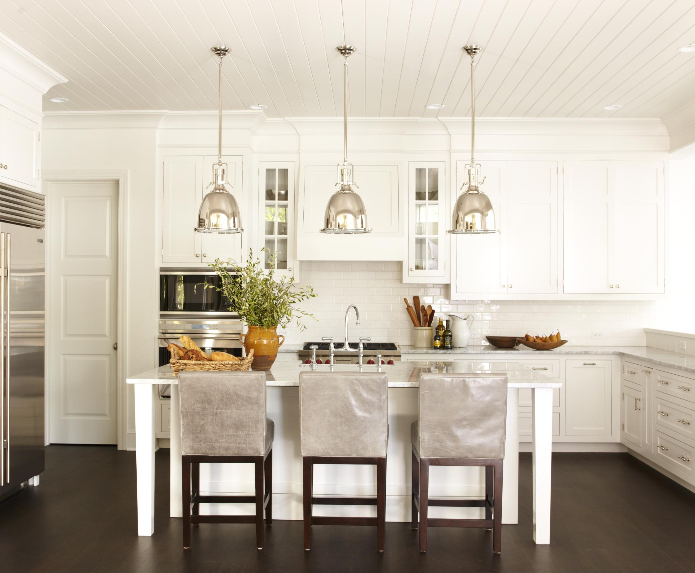 Country Kitchen Decor: Country French Kitchens