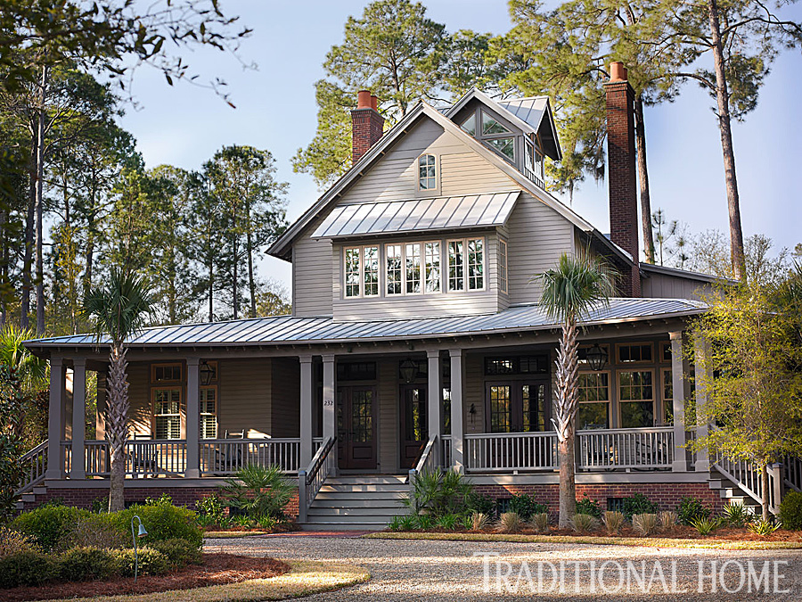 Get the Look: Southern-Style Architecture | Traditional Home