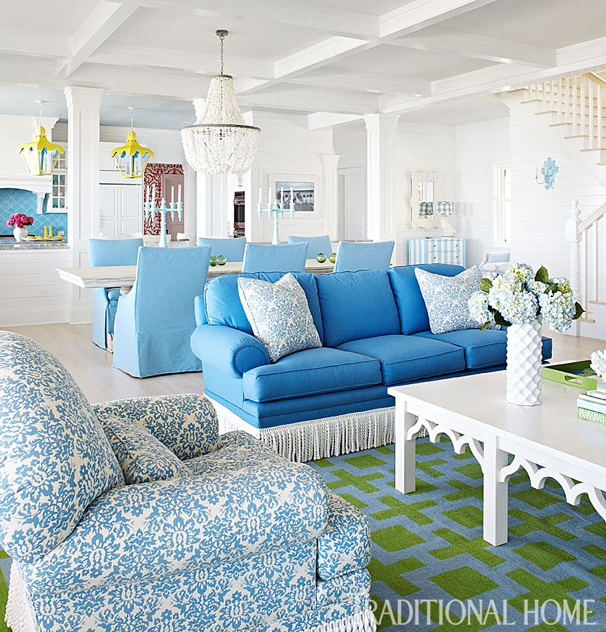 Second-Home Decorating Ideas