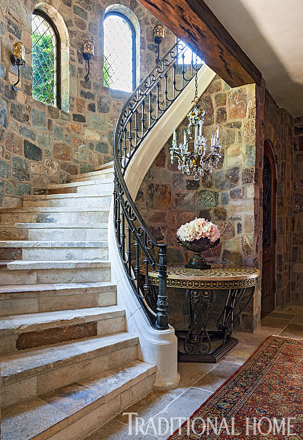 enlarge john granen old world stairwell. Interior Design Ideas. Home Design Ideas