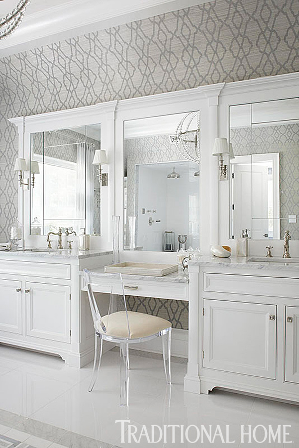 Beautiful master bathroom ideas traditional home - Bathroom designs for home ...