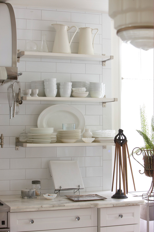 Smart Storage Ideas for Small Kitchens | Traditional Home on tv for kitchen ideas, wall for kitchen ideas, shelf garage ideas, shelf bar ideas, cabinets for kitchen ideas, lighting for kitchen ideas, shelf decorating ideas, hutch for kitchen ideas, storage for kitchen ideas, shelf garden ideas, countertop for kitchen ideas,