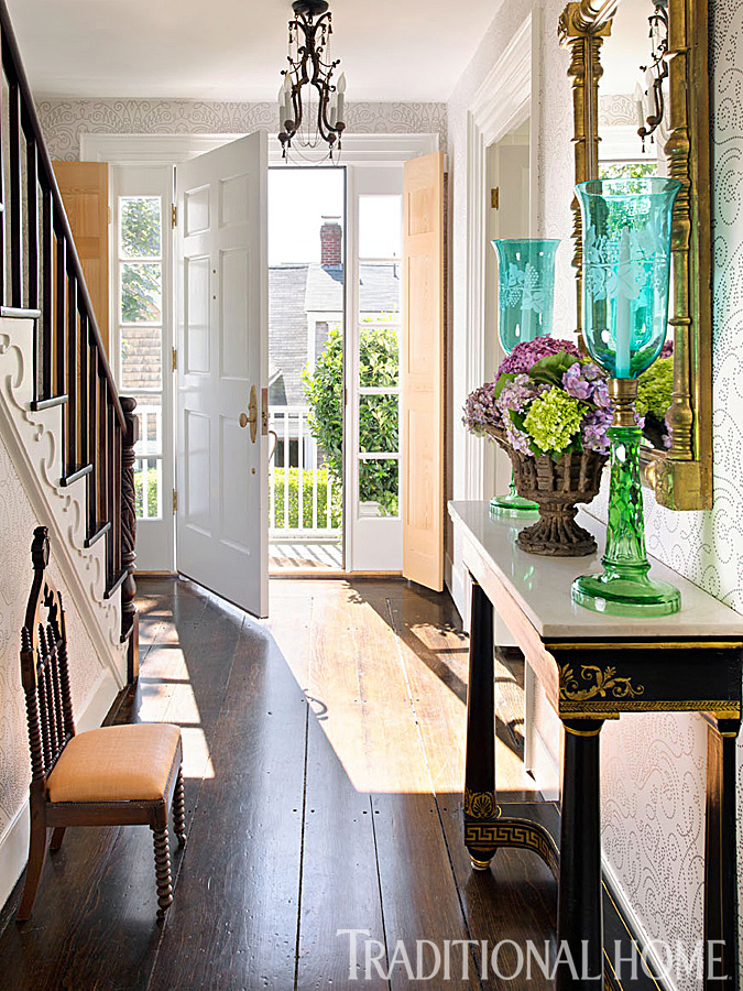 A Designer\'s Nantucket Summer Home | Traditional Home