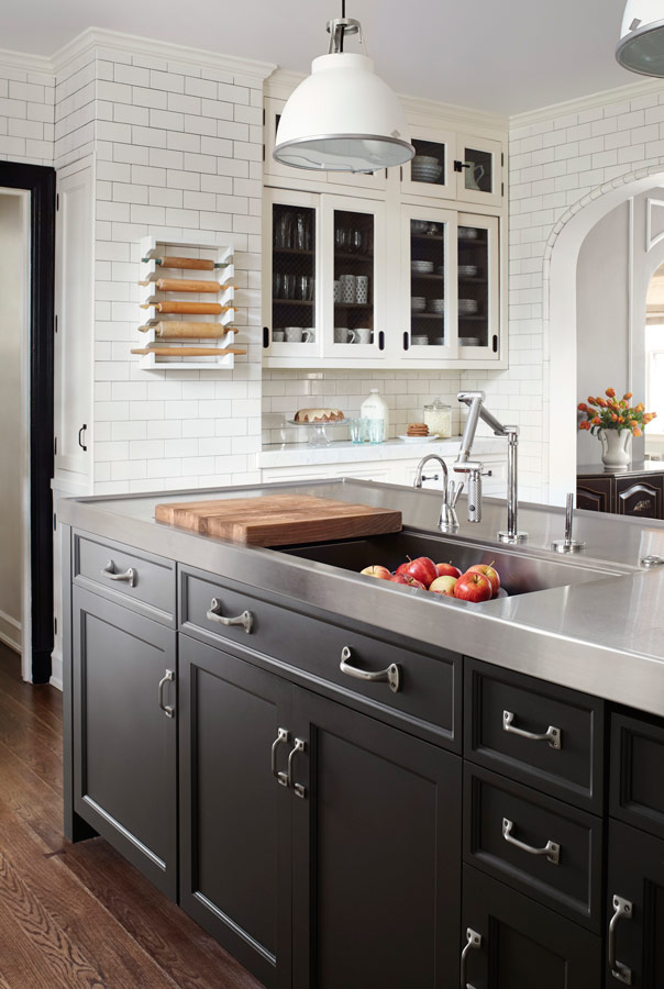 FamilyFriendly Kitchens Traditional Home Best Family Kitchen Design
