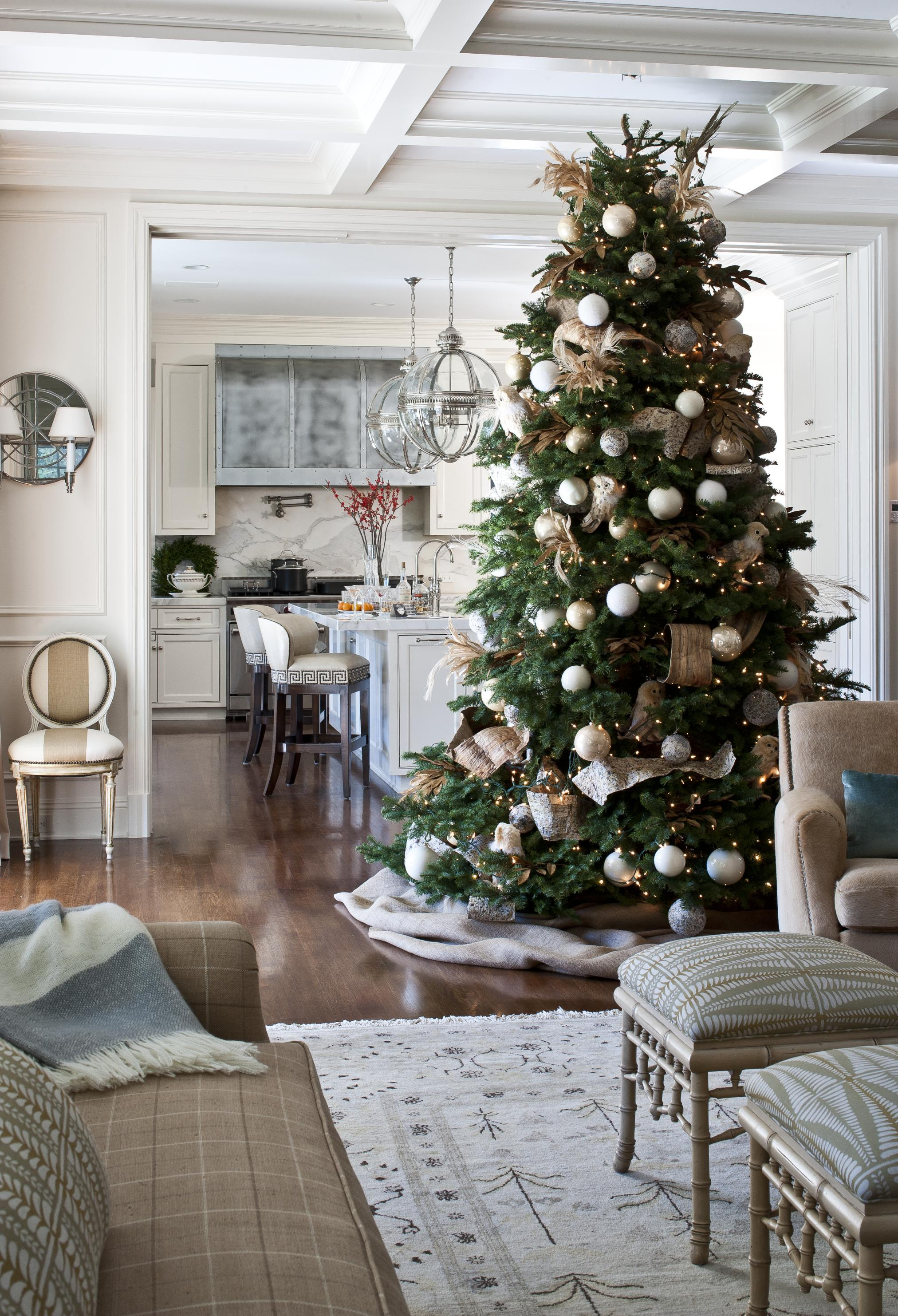 Decorating: Christmas Trees