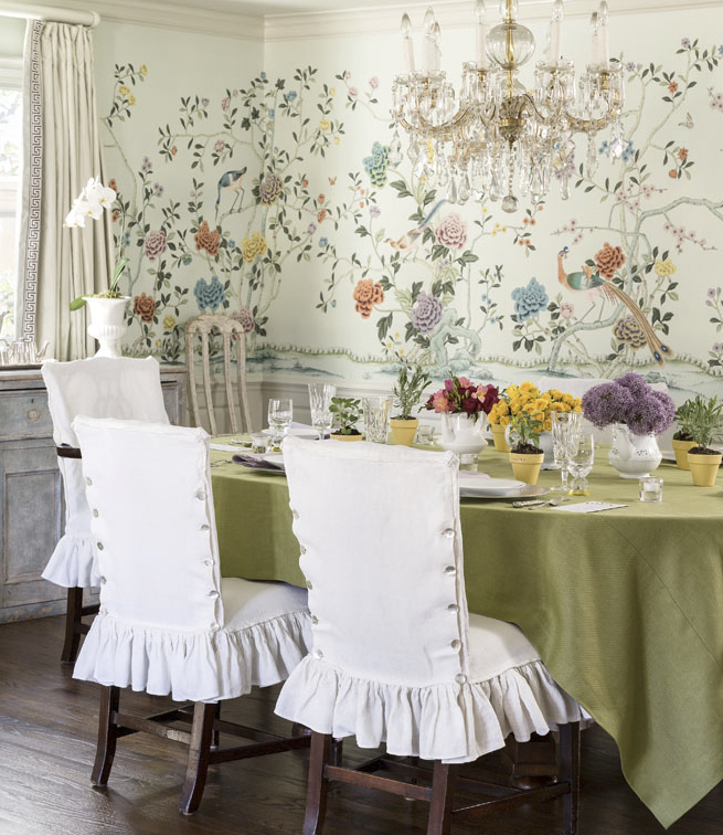 Spring Dinner Party Ideas Part - 34: + ENLARGE