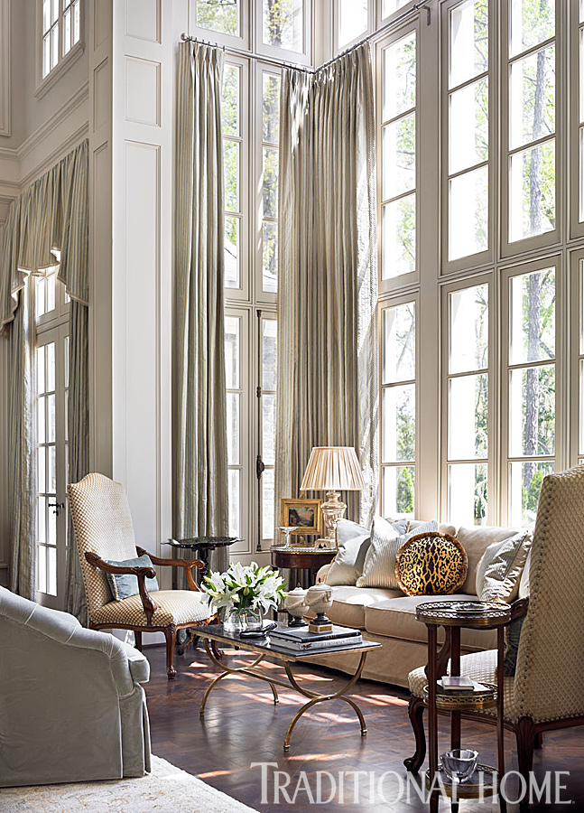 2015 Atlanta Symphony Showhouse Traditional Home