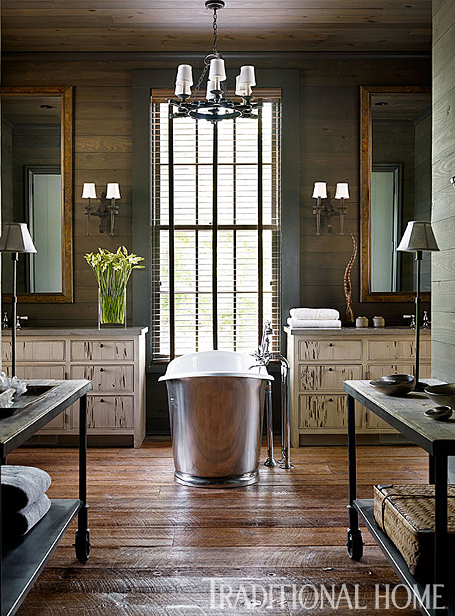 15 Beautiful Baths Traditional Home