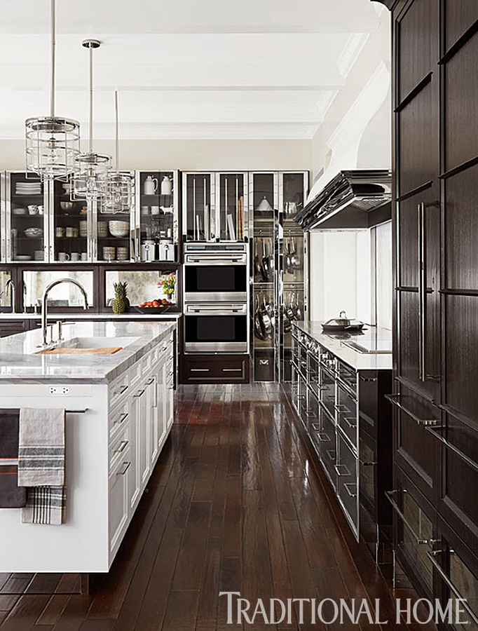 Designed Kitchens.  ENLARGE Kitchens Designed for Entertaining Traditional Home