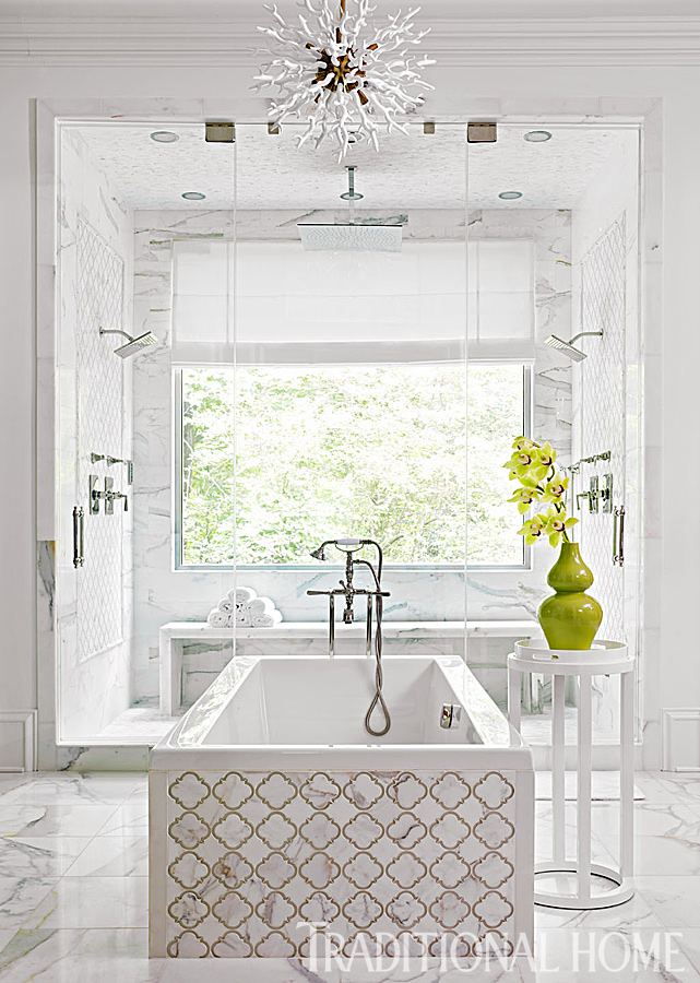 Beautiful Master Bathroom Ideas | Traditional Home