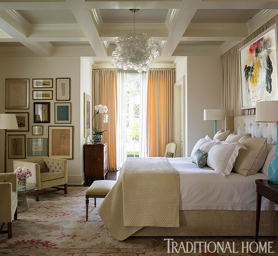Traditional Interior Design By Ownby: Renovated Family Home In Charleston