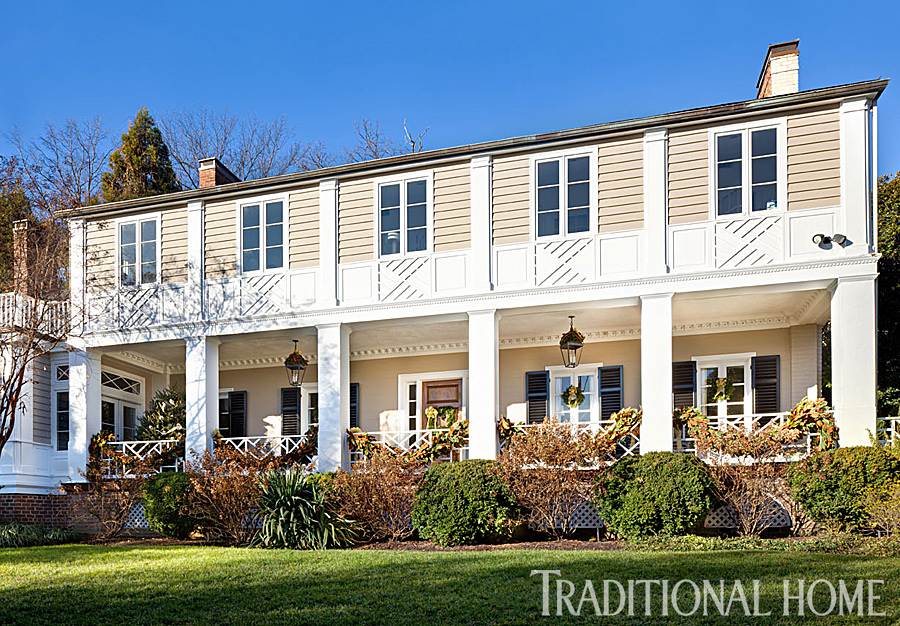 ENLARGE Cheerful Virginia Home Ready for