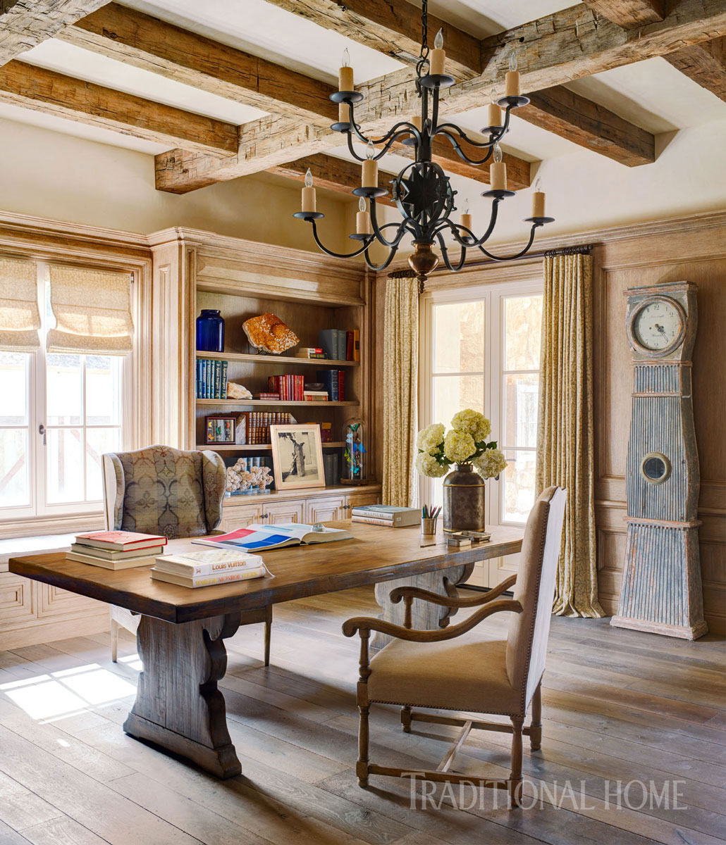 Mediterranean Mansion In Orange County With Awesome: California Home With Provençal Style