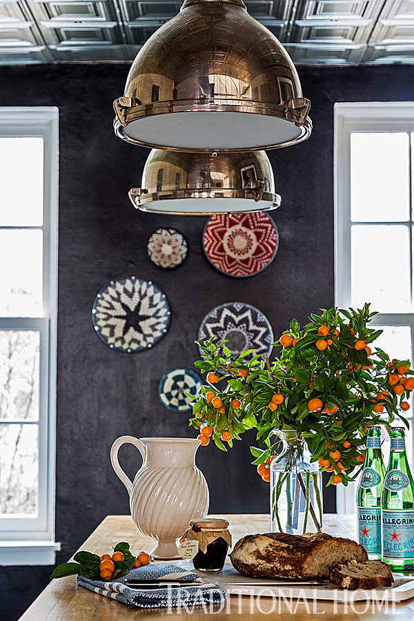 Get The Look Overscale Lighting Traditional Home