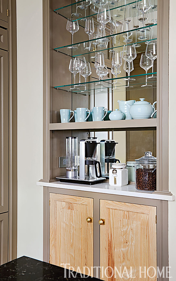 showhouse kitchen designedchristopher peacock | traditional home