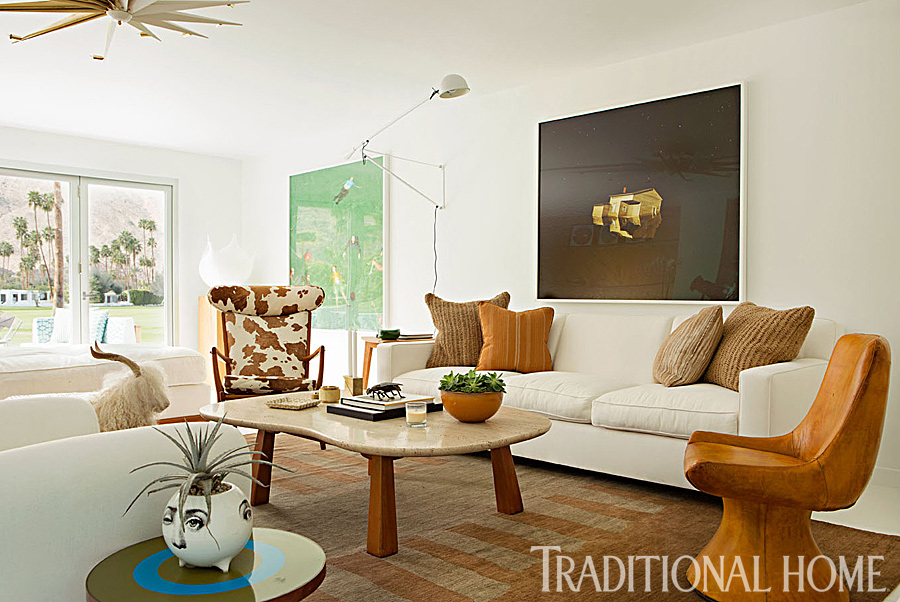 The Christopher Kennedy Compound Showhouse Traditional Home