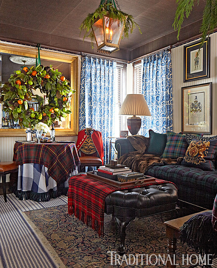 Holiday Decorating Tips From Designer Scot Meacham Wood