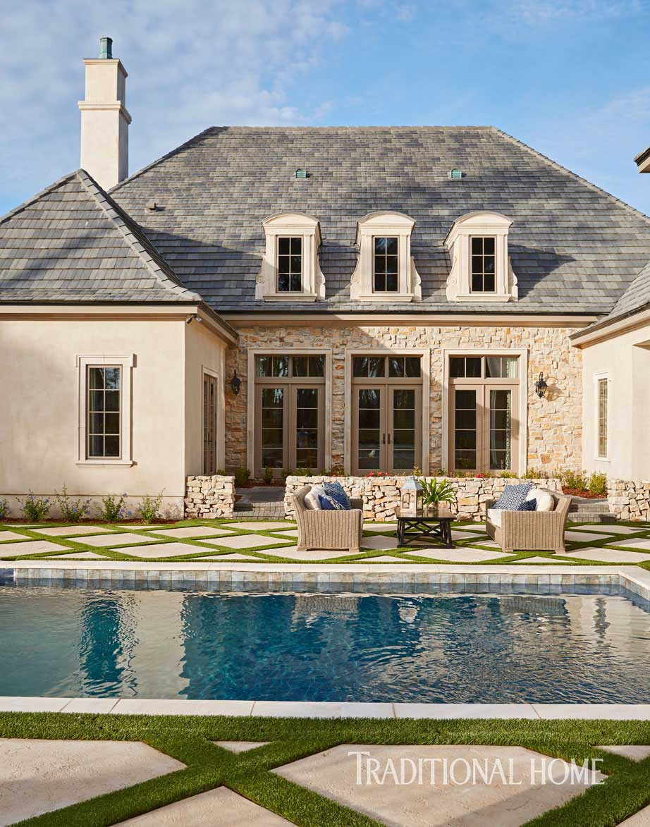 Florida Home With Approachable Elegance Traditional Home