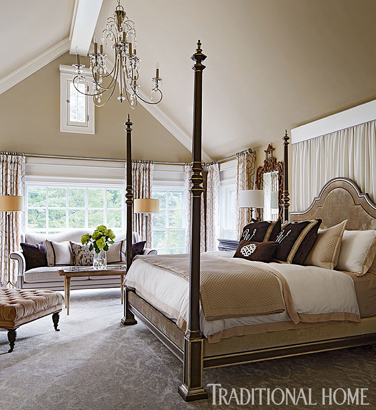 Gorgeous Gray And White Bedrooms: Stylish Update For A Historic Detroit Home