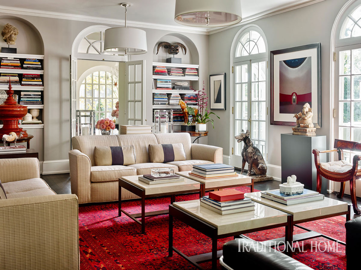 Designer Vern Yip's Georgia Home | Traditional Home