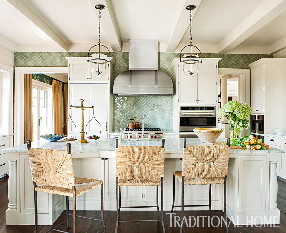 Soothing, Elegant Vacation Home | Traditional Home