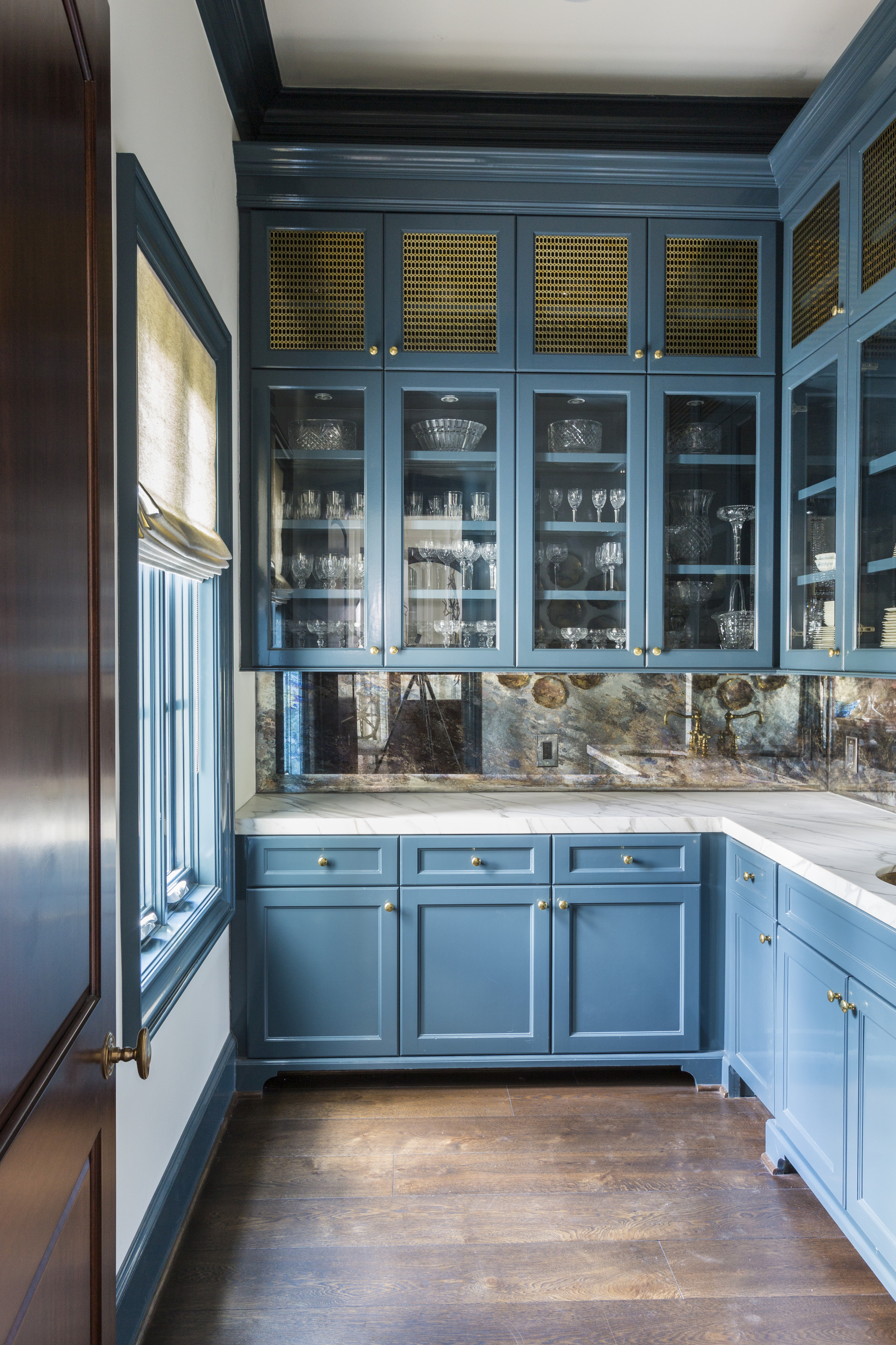 Houston Home with a Graceful Patina | Traditional Home