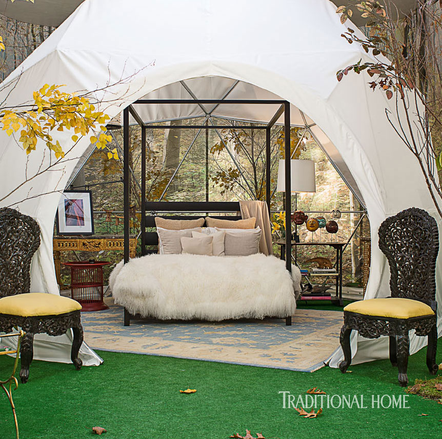Global Views Wiggle Chair: 2015 Holiday House Designer Showhouse