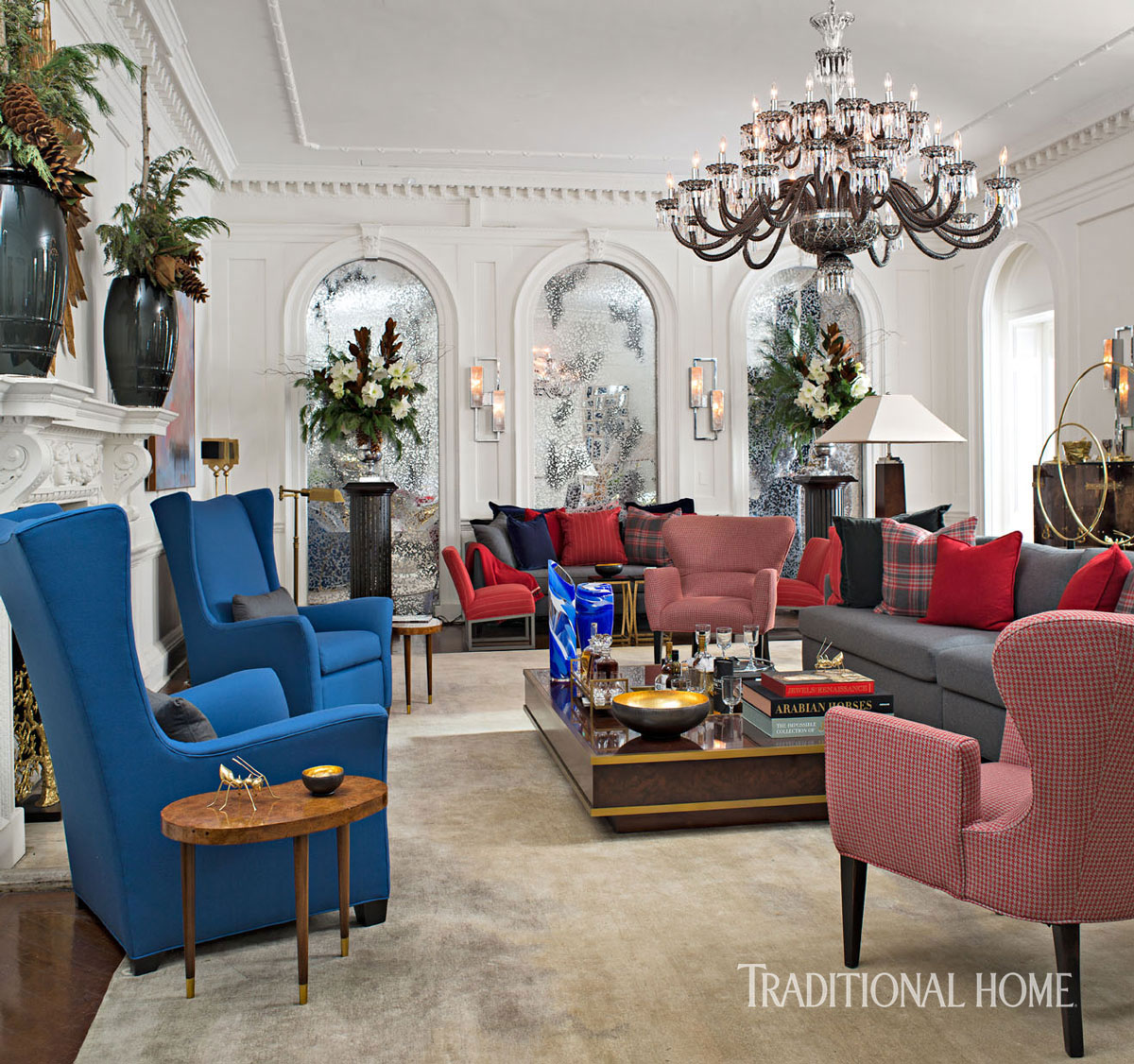 Traditional Home: 2015 Holiday House Designer Showhouse