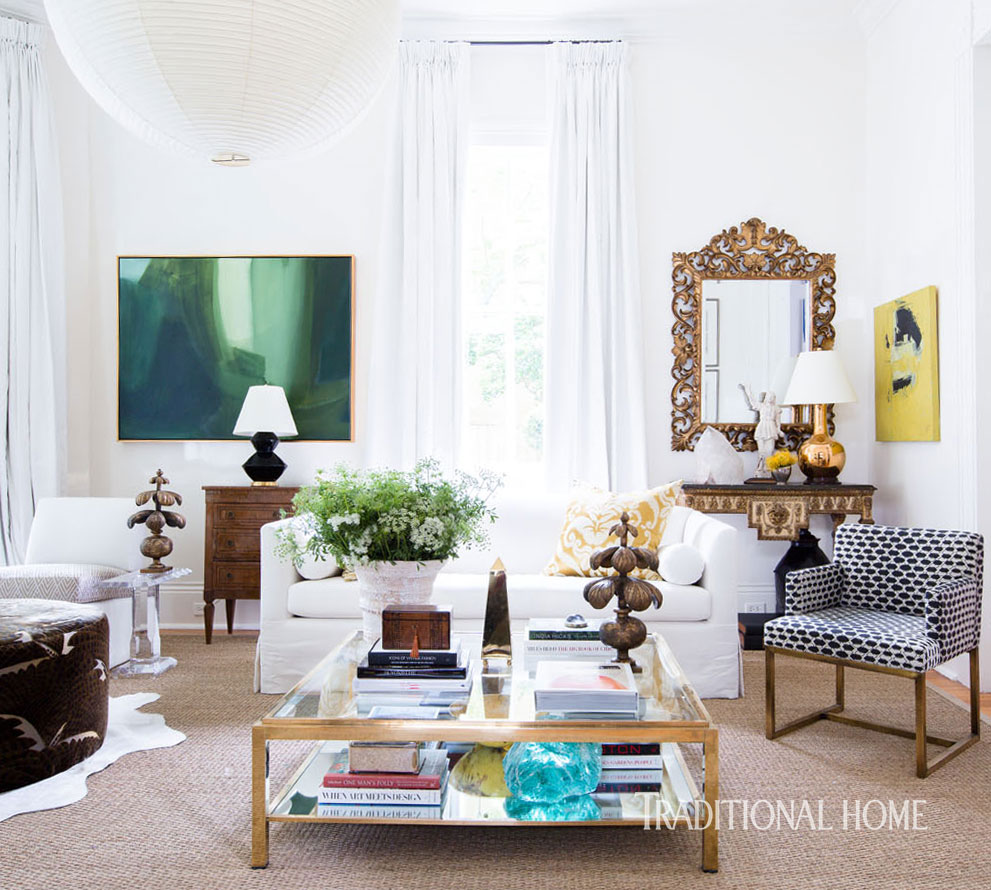 Stylish New Orleans Showhouse | Traditional Home