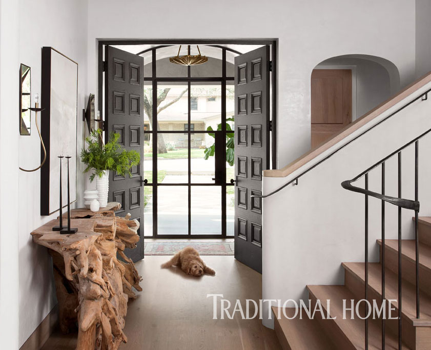Cool, Casual Austin Home | Traditional Home
