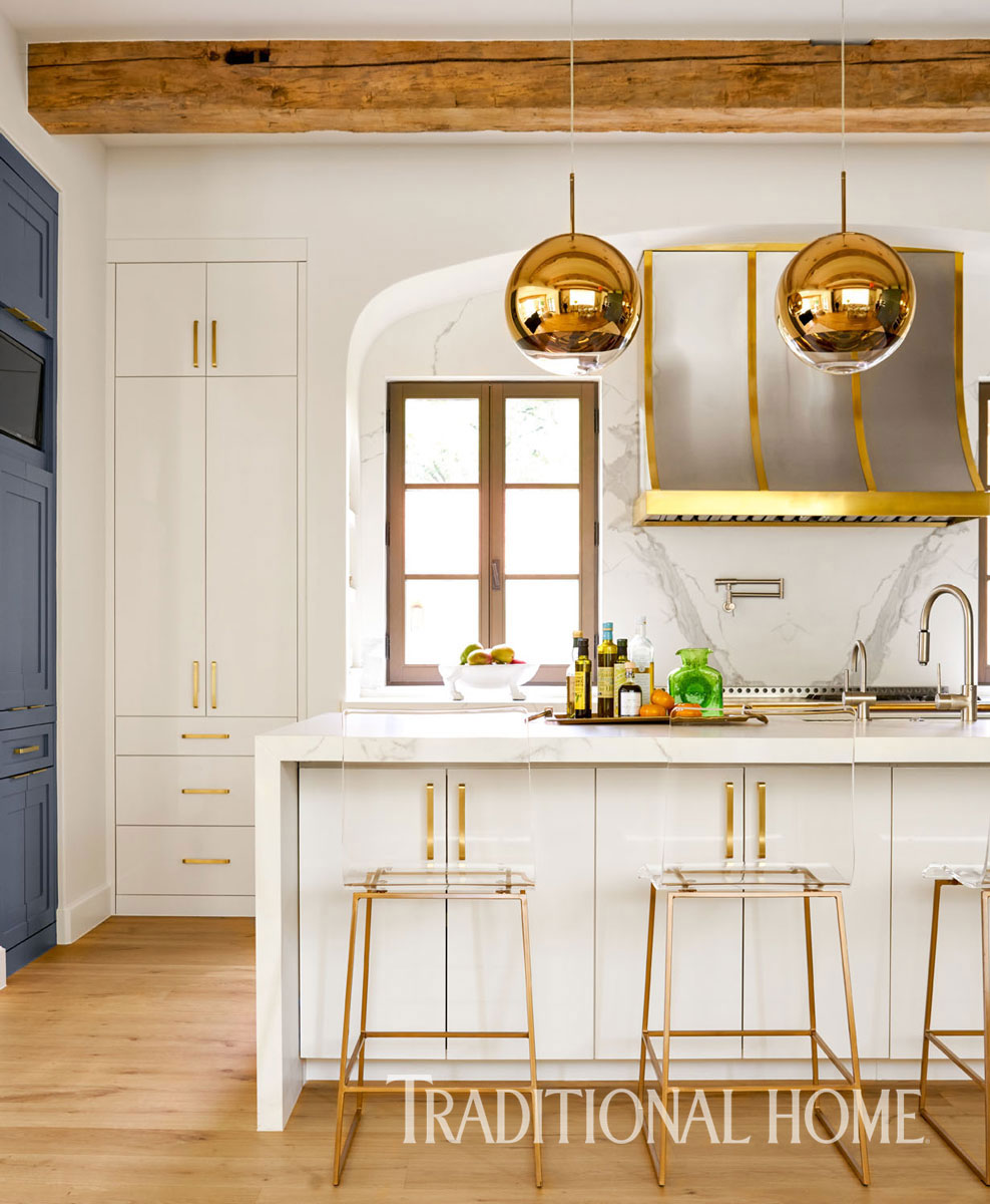 Functional & Stylish Dallas Kitchen | Traditional Home