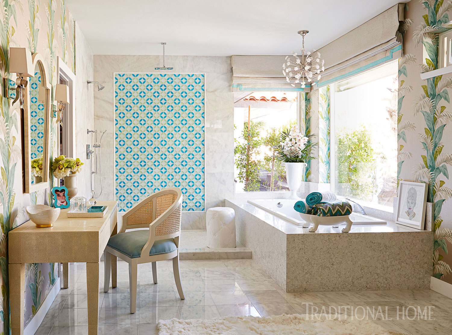2017 Modernism Week Showhouse | Traditional Home