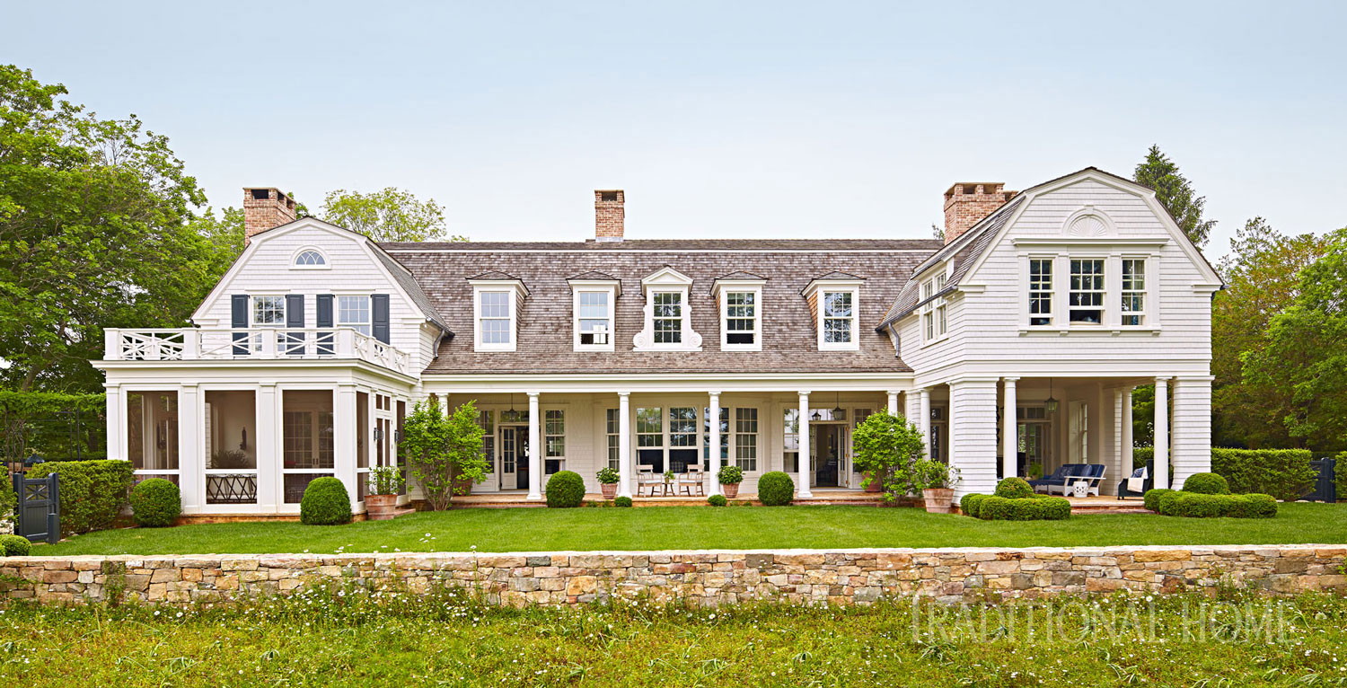 Dutch Colonial Home Rooted In History