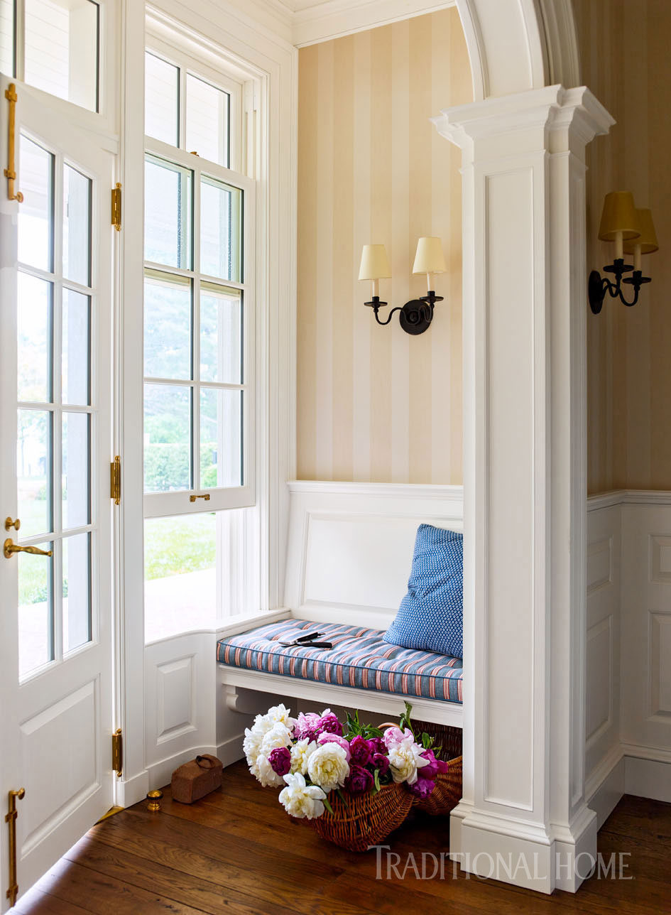 Dutch Colonial Home Rooted in History | Traditional Home