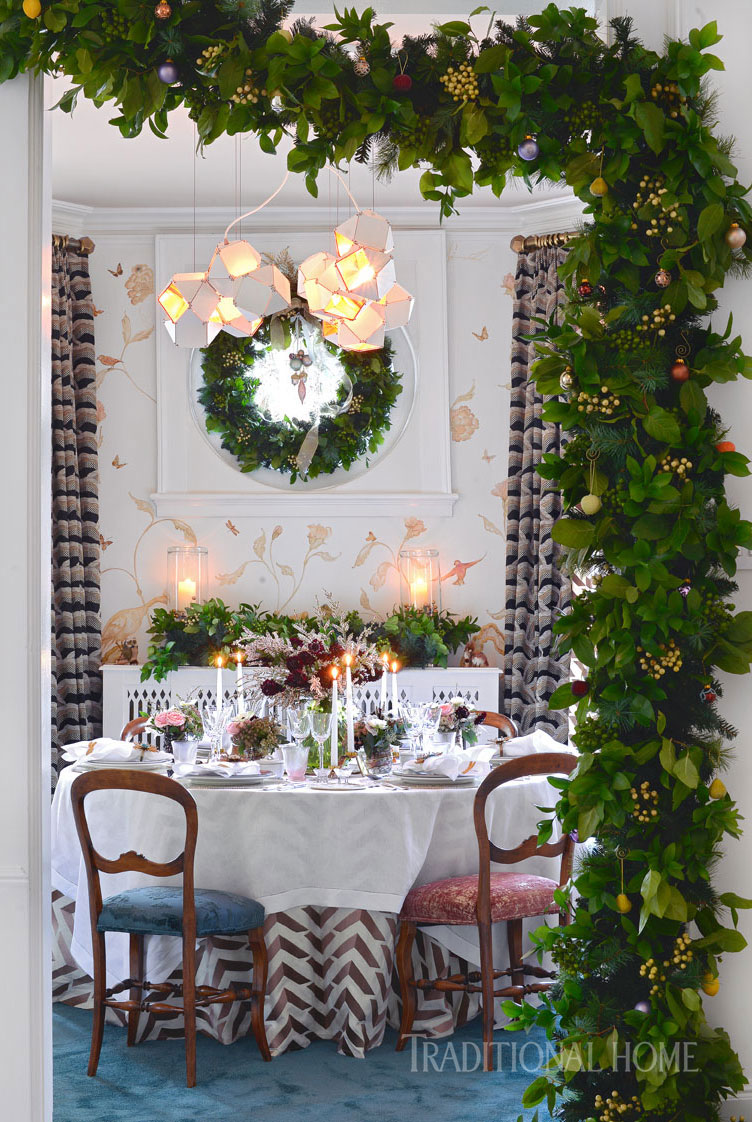 Christmas In French.A French Canadian Christmas Dinner Traditional Home