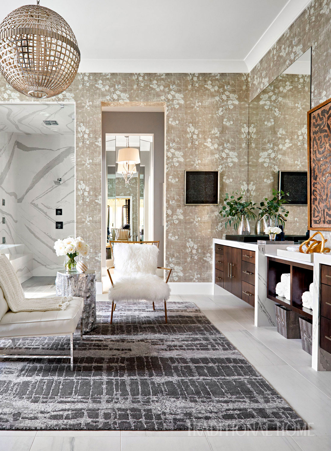 The Dallas Designer Showhouse Traditional Home