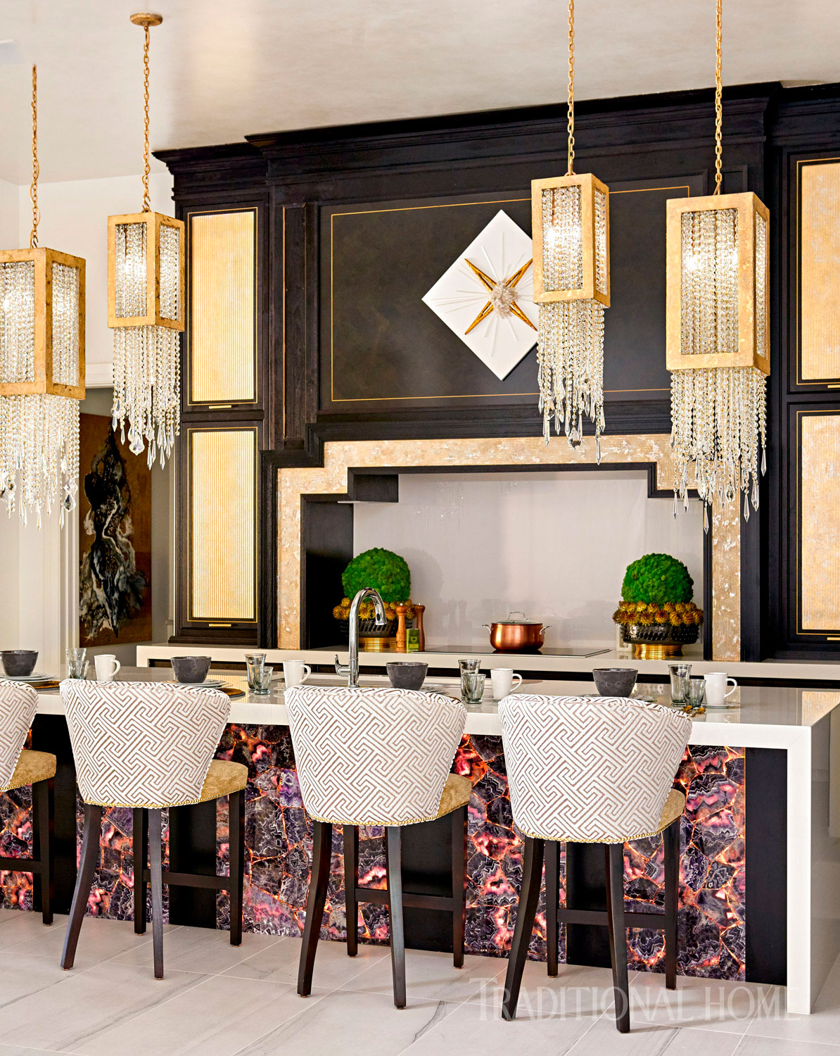 The dallas designer showhouse traditional home enlarge malvernweather Gallery
