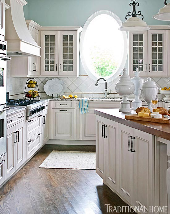 Our Most Pinned Kitchens | Traditional Home