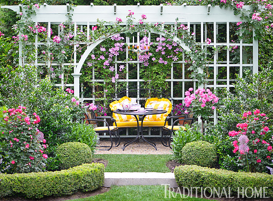 15 Peaceful Places To Relax Amp Unwind Traditional Home