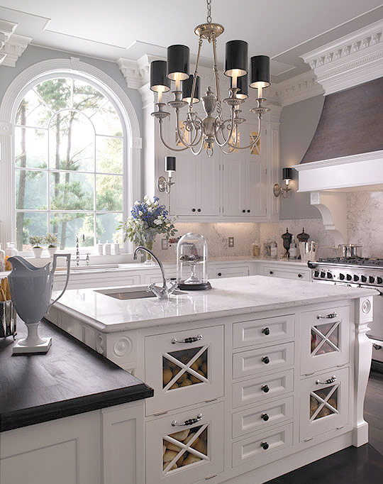 Traditional Home Kitchen: Our Most Pinned Kitchens